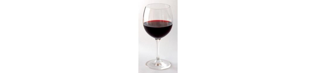 Buena selección de vinos tintos